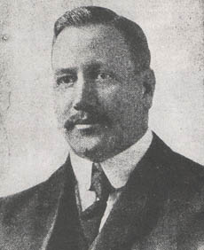 William G. Morgan inventor del Voleibol en 1895