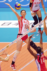 Difference- Underarm serve and Jump serve in volleyball?