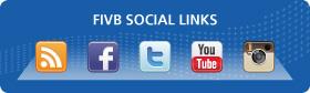 FIVB Social Links