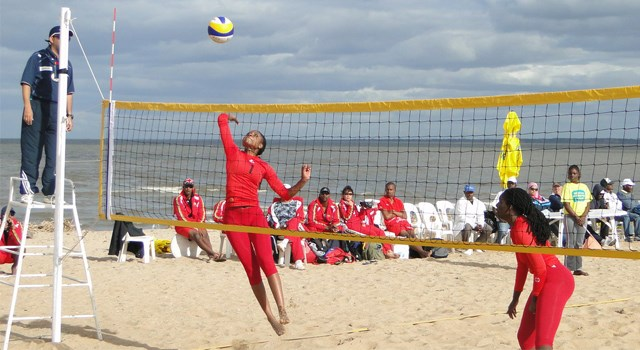 Fivb Beach Volleyball Olympic Games 2012 Features