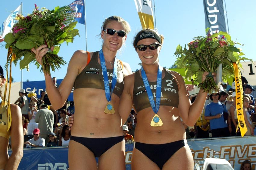 kerri walsh and misty may. Kerri Walsh and Misty May