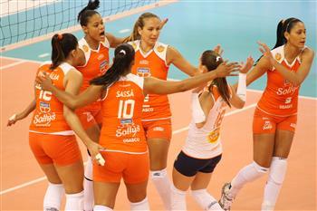 Copa Mundial de Clubes voleibol Femenino....Fenerbahce Campeón Mundial de clubes 2010 GetPhoto