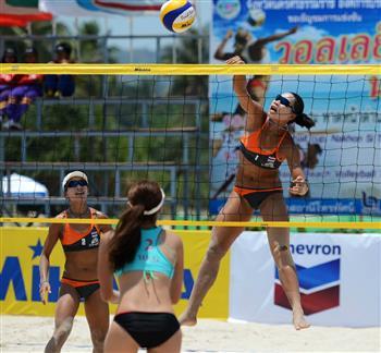 asian beach volleyball tour