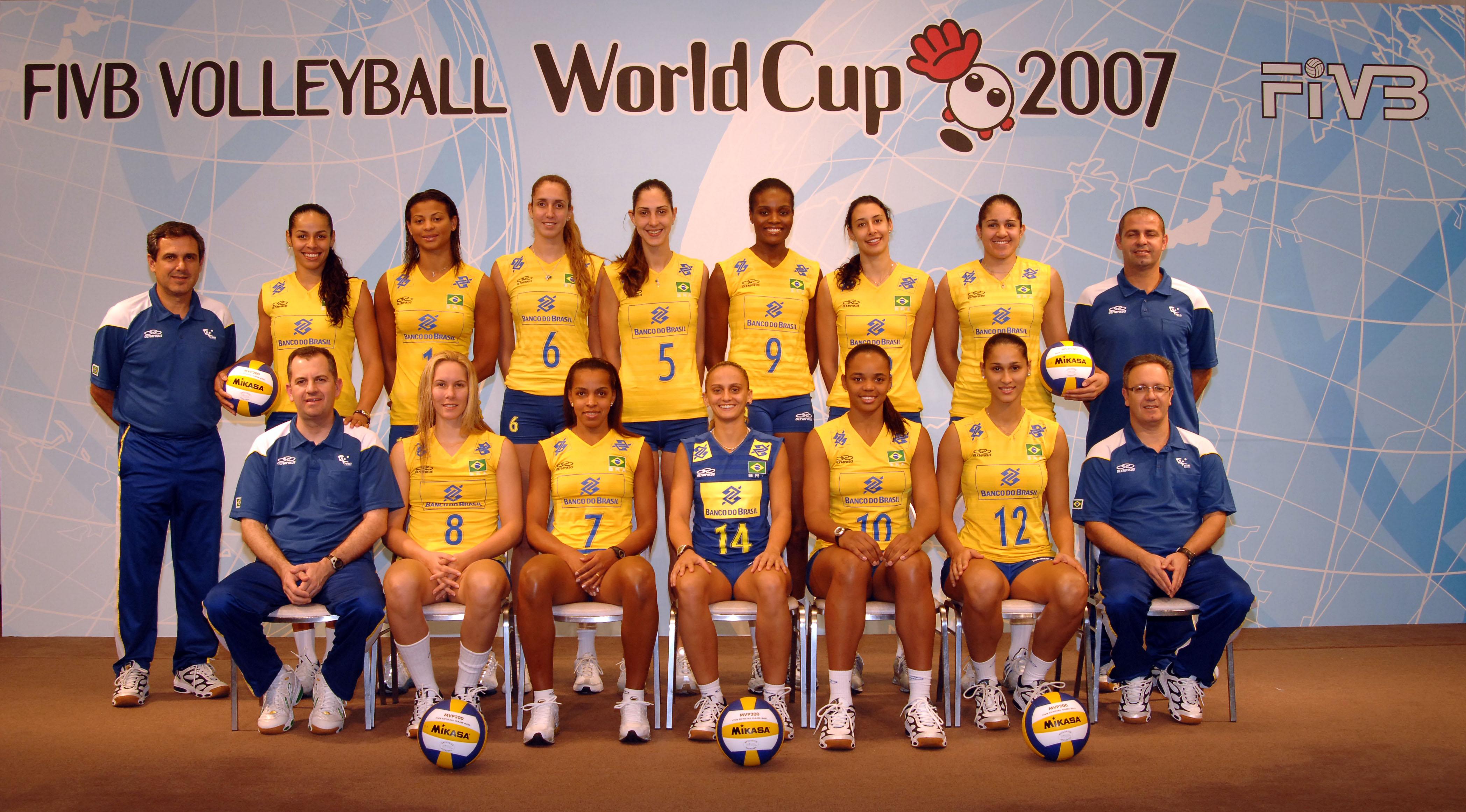 2007 Women S World Cup Team Roster Bra