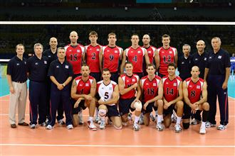 2008 Men's Olympic Games / Team Roster USA