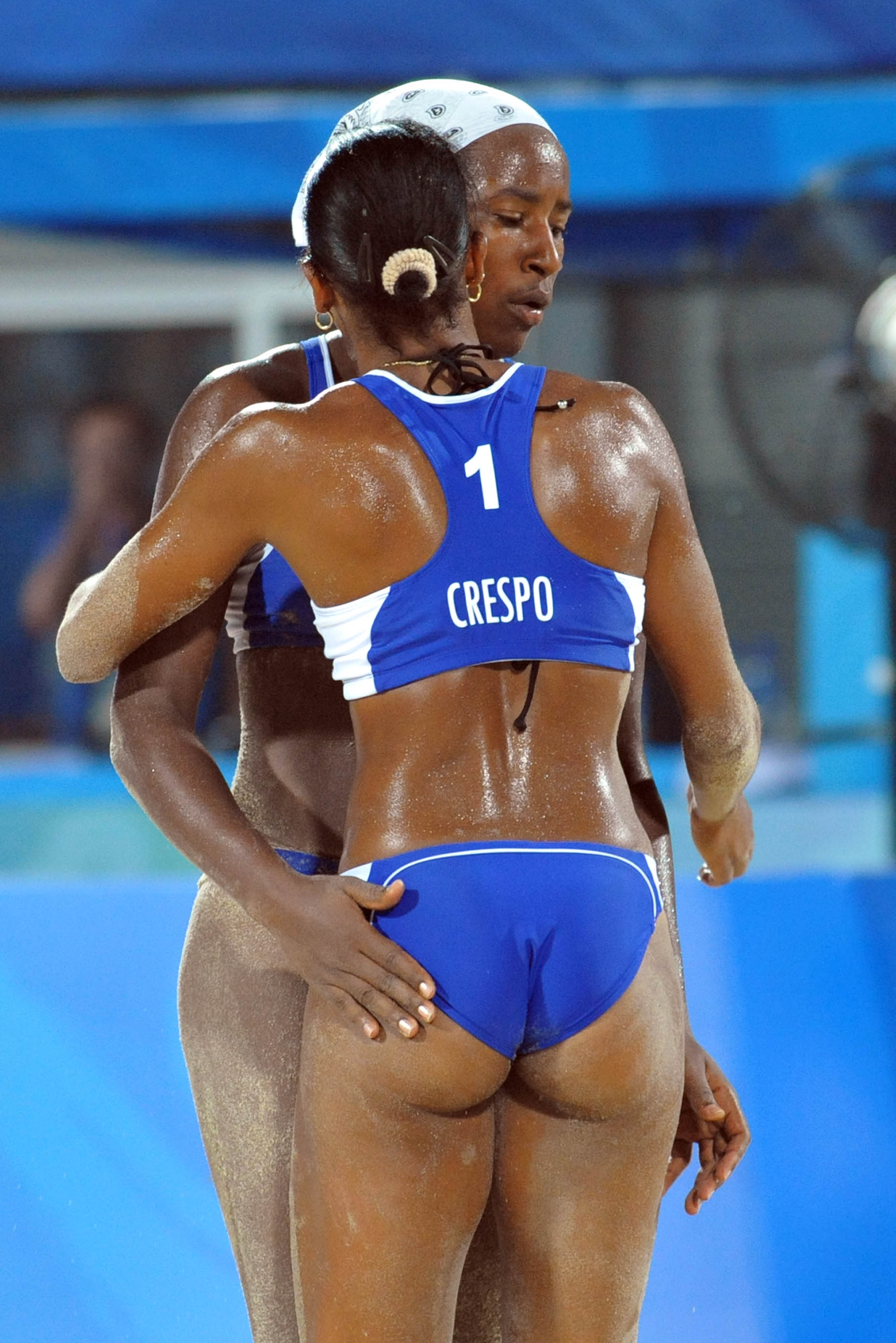 Thread: Cuban Women's Beach Volleyball Team!!!