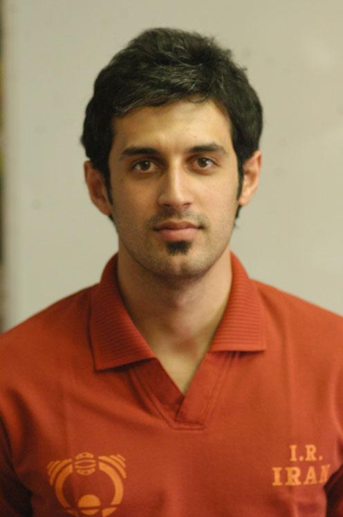 イランの男子バレーのガフールやマルーフとは?眉毛がすごい?背番号も!