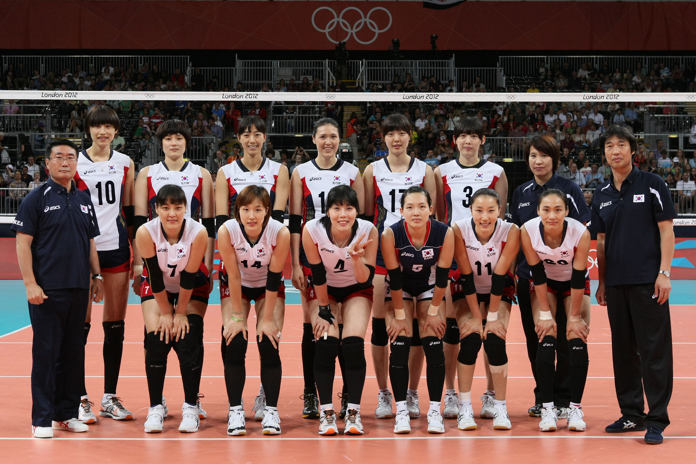 Fivb Women S Volleyball Olympic Games 2012