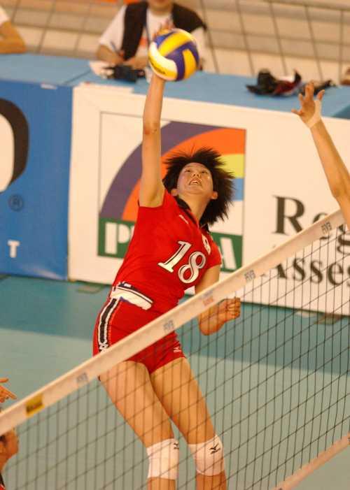 Tall Women Volleyball Team Naked | Hot Girl HD Wallpaper