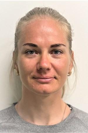 Valentyna Davidova