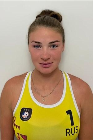 Mariia Bocharova