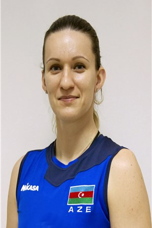 Oksana Kurt (Parkhomenko)