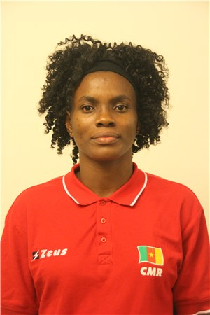 Esther Canelle Eba'a Mballa