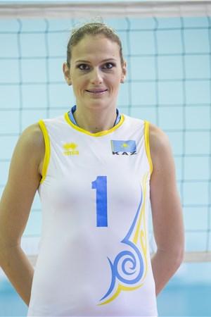 Tatyana Mudritskaya