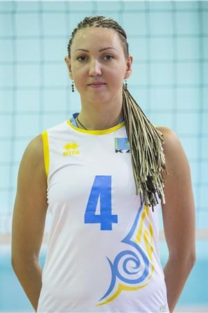 Lyudmila Anarbayeva