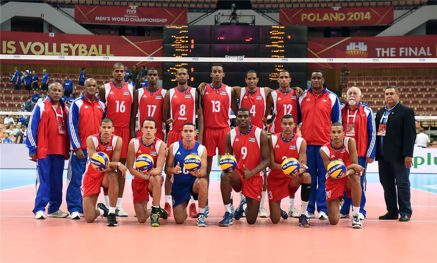 Overview Cuba Fivb Volleyball Men S World Championship Poland 2014