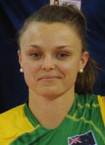 Lauren Bertolacci