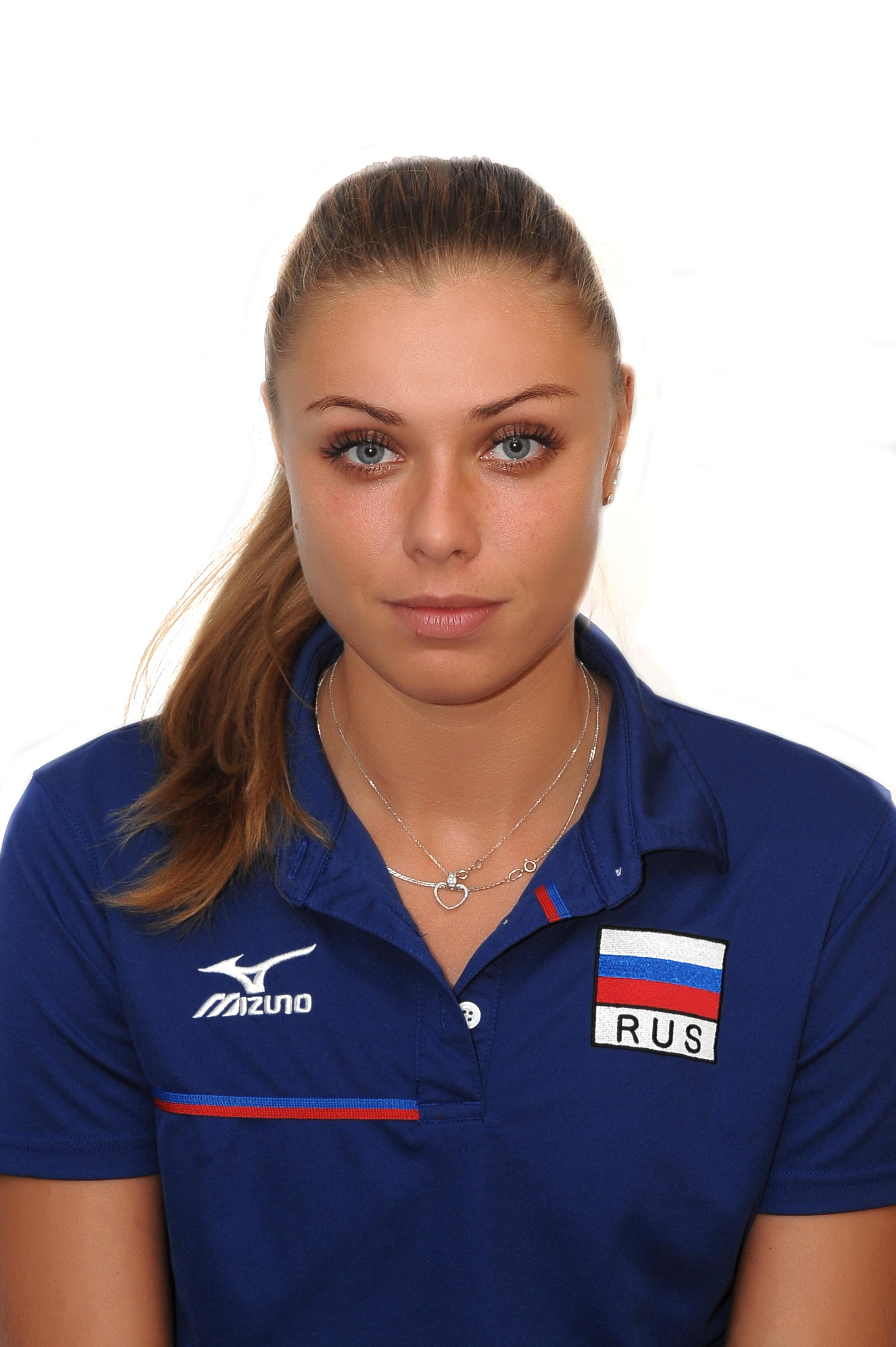 Anastasia Shlyakhovaya