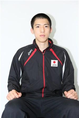 Player - Yuki Suzuki - FIVB Volleyball Boys' U19 World Championship