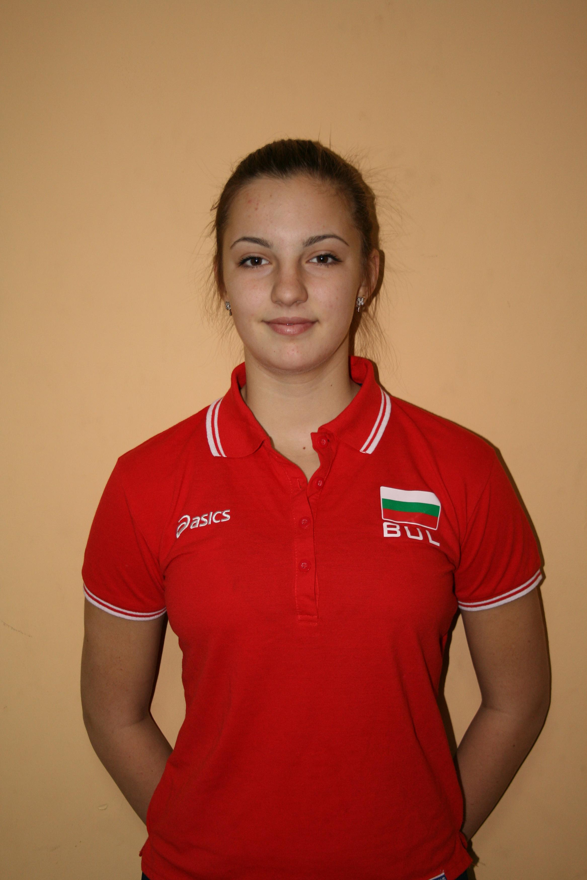 Vangeliya Rachkovska