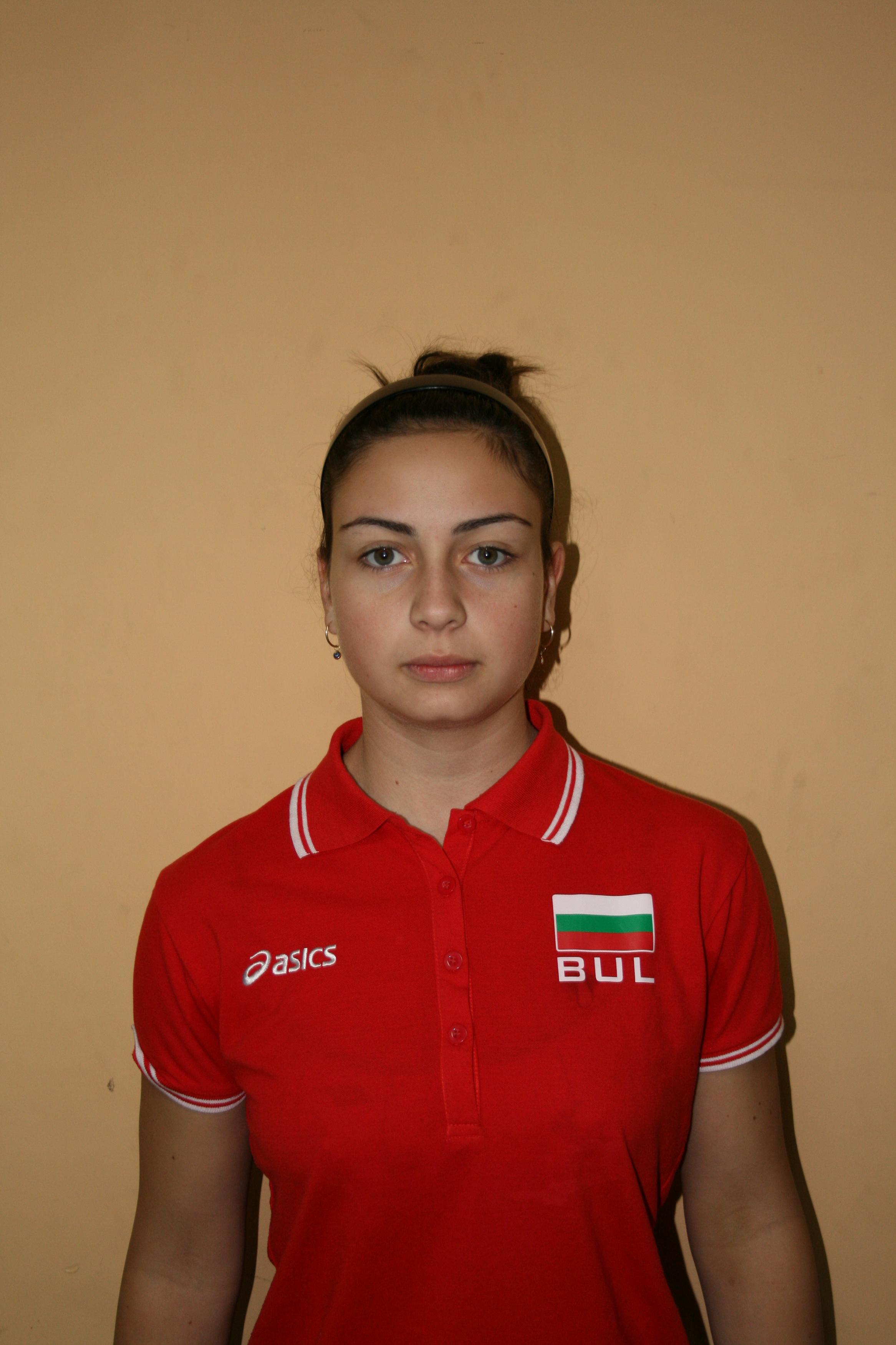 Mirela Shahpazova