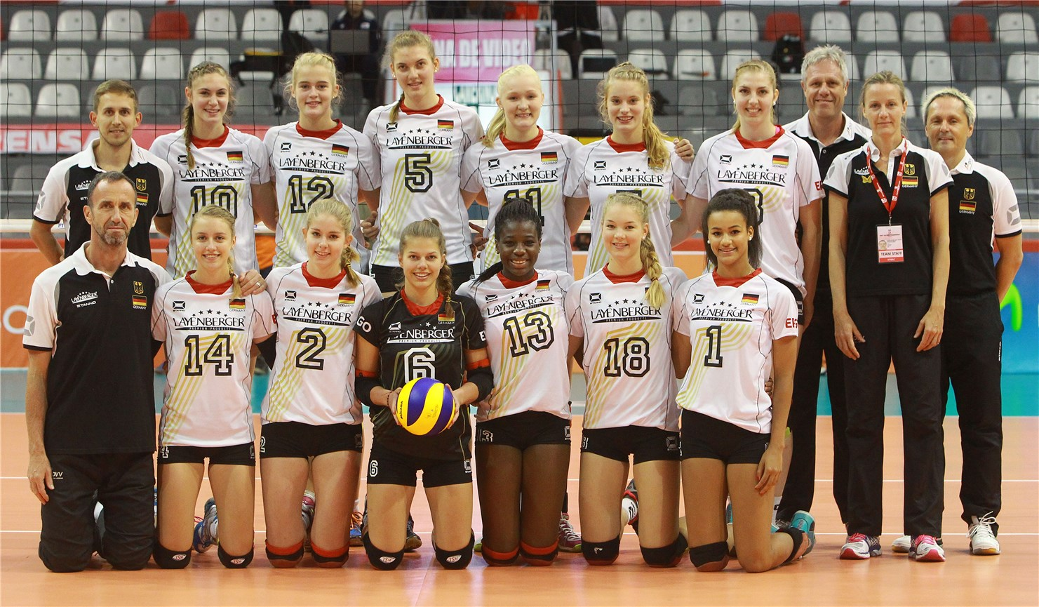 Overview - Germany - FIVB Volleyball Girls' U18 World ...