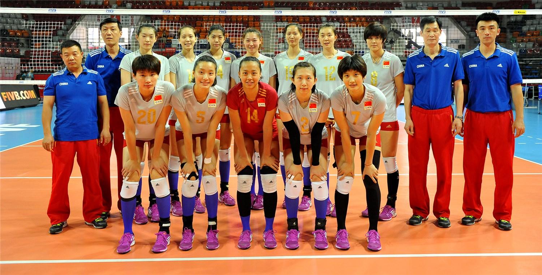 Overview - China - FIVB Volleyball Women's U23 World ...