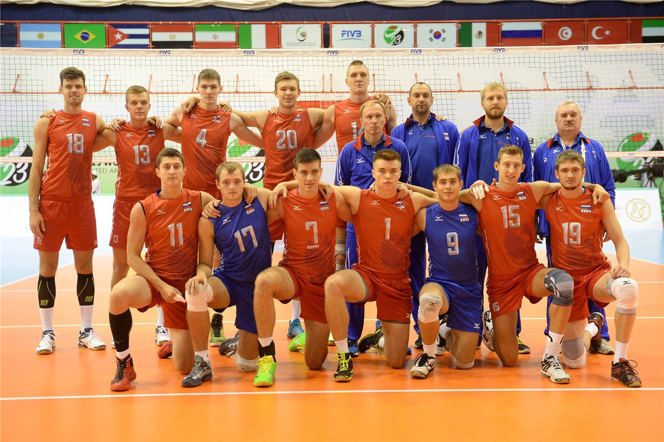 Overview - Russia - FIVB Volleyball Men's U23 World ...