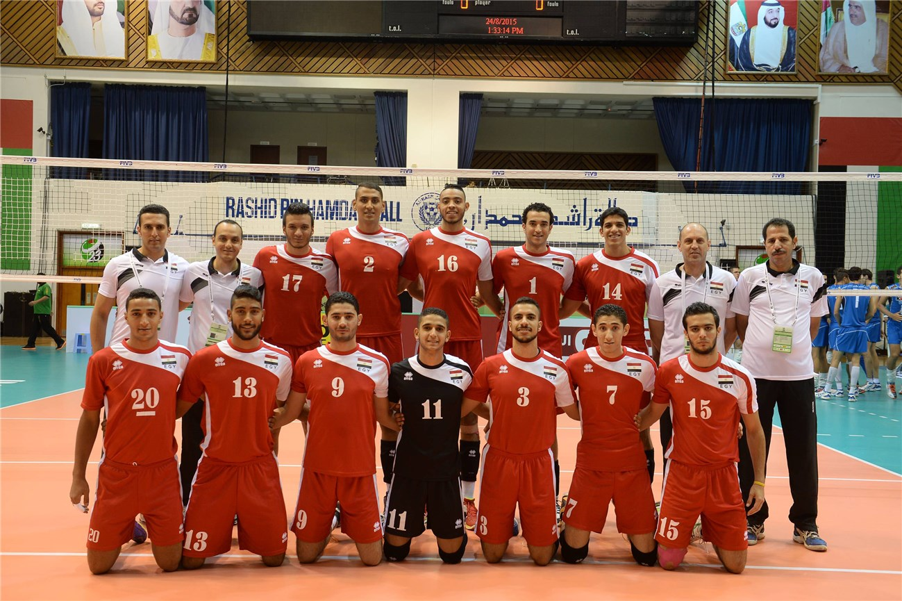 Overview - Egypt - FIVB Volleyball Men's U23 World ...