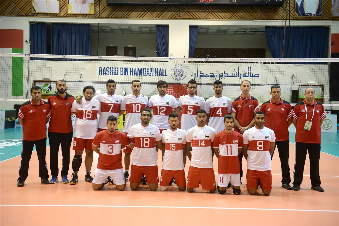 Overview - United Arab Emirates - FIVB Volleyball Men's ...