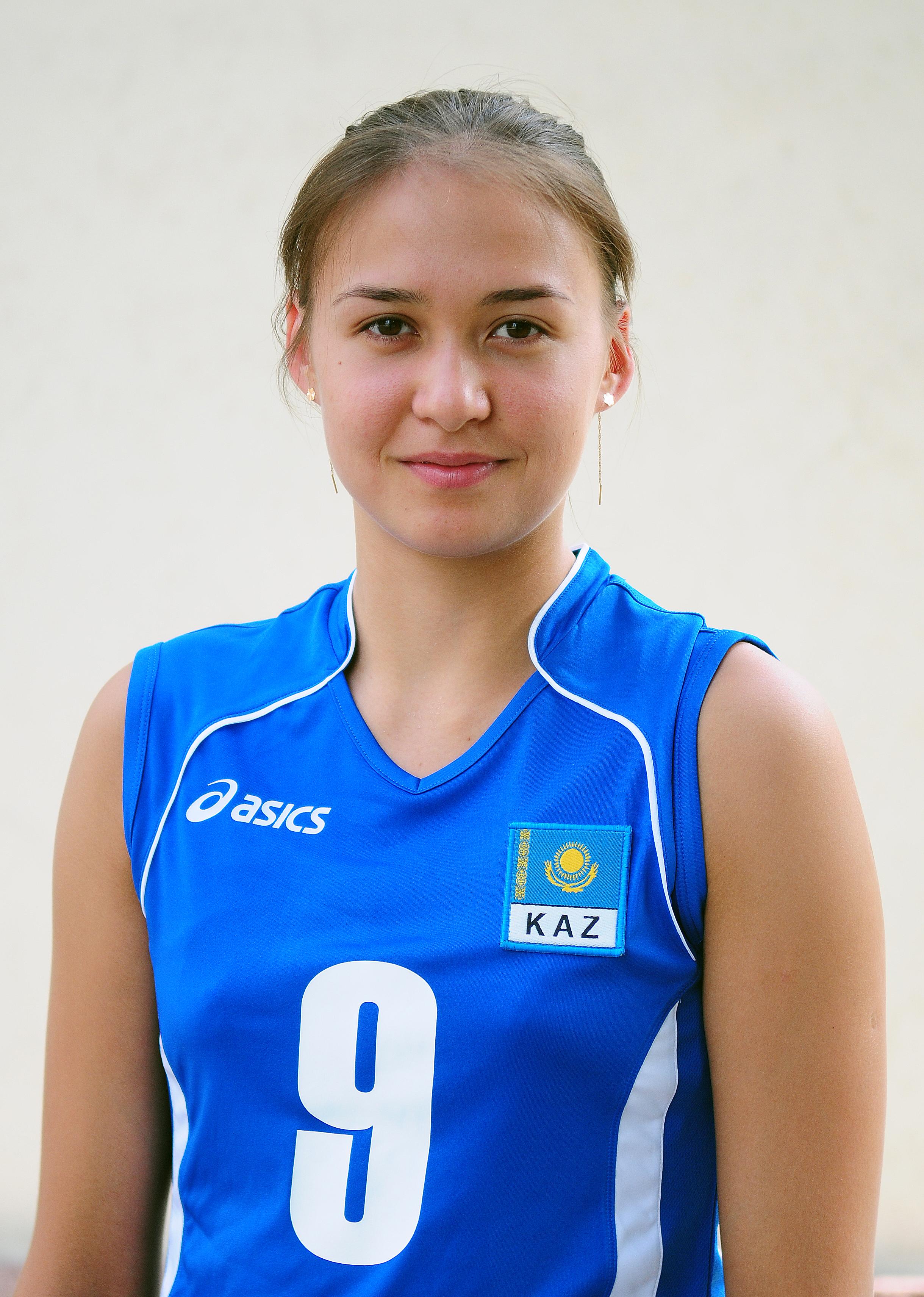 Zarina Sitkazinova