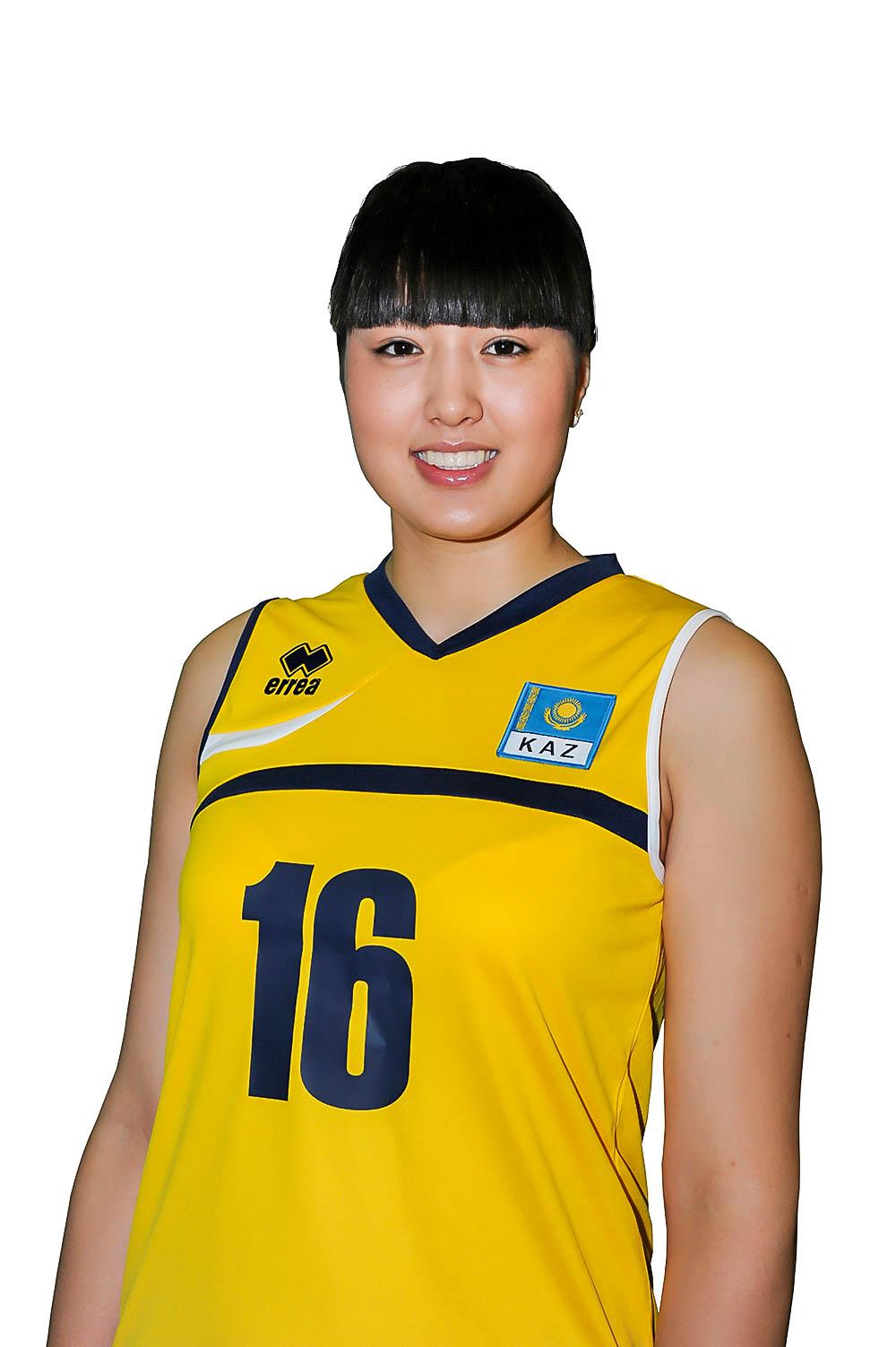 Aliya Batkuldina