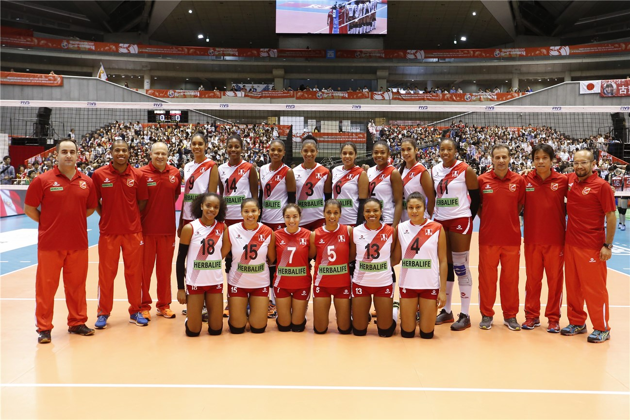 Overview Peru Women S World Olympic Qualification Tournament 2016