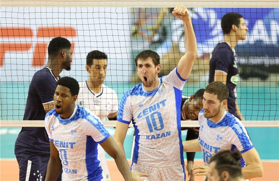 Overview Zenit Kazan Fivb Volleyball Men S Club World Championship 2016