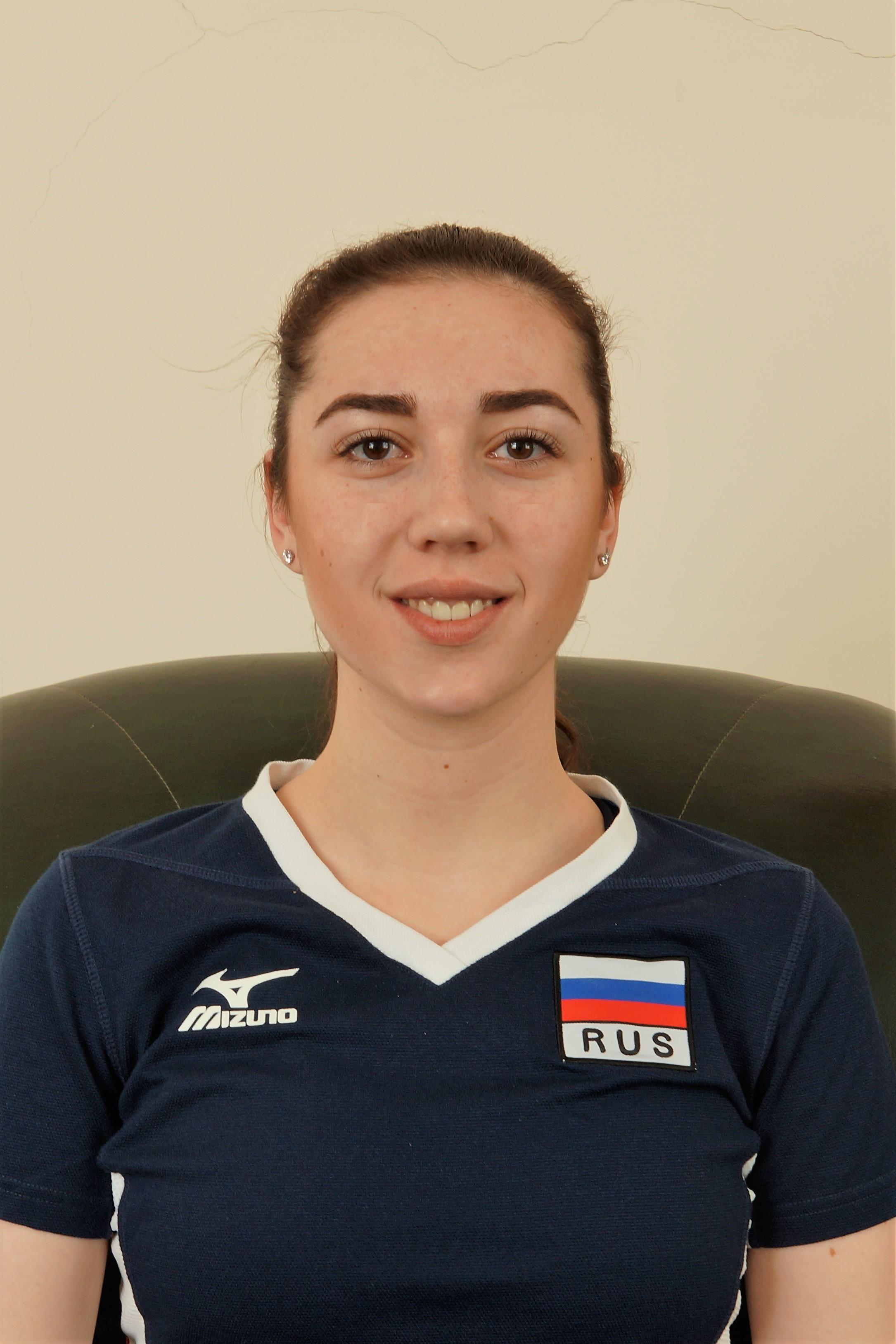 Alina Podskalnaia