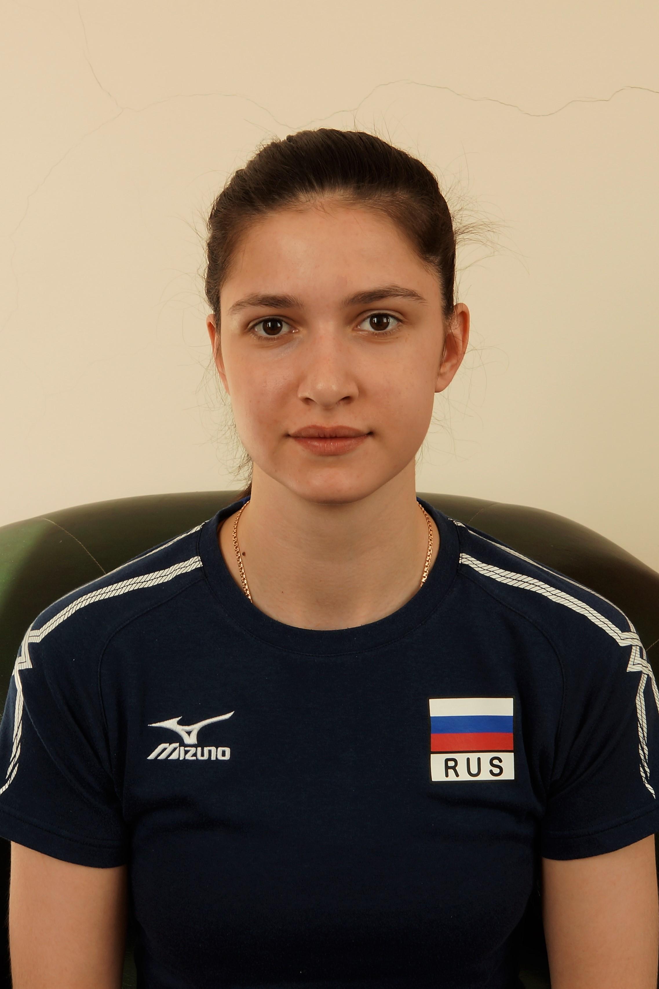 Victoriia Russu