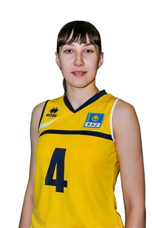 Yekaterina Zhdanova