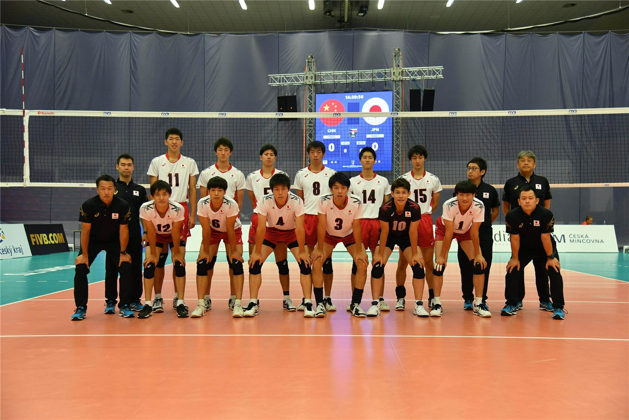 Overview Japan Fivb Volleyball Men S U21 World Championship 2017