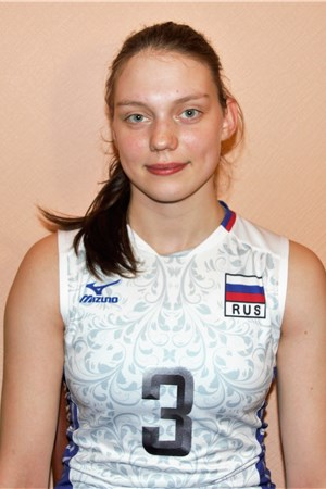 Alexandra Borisova