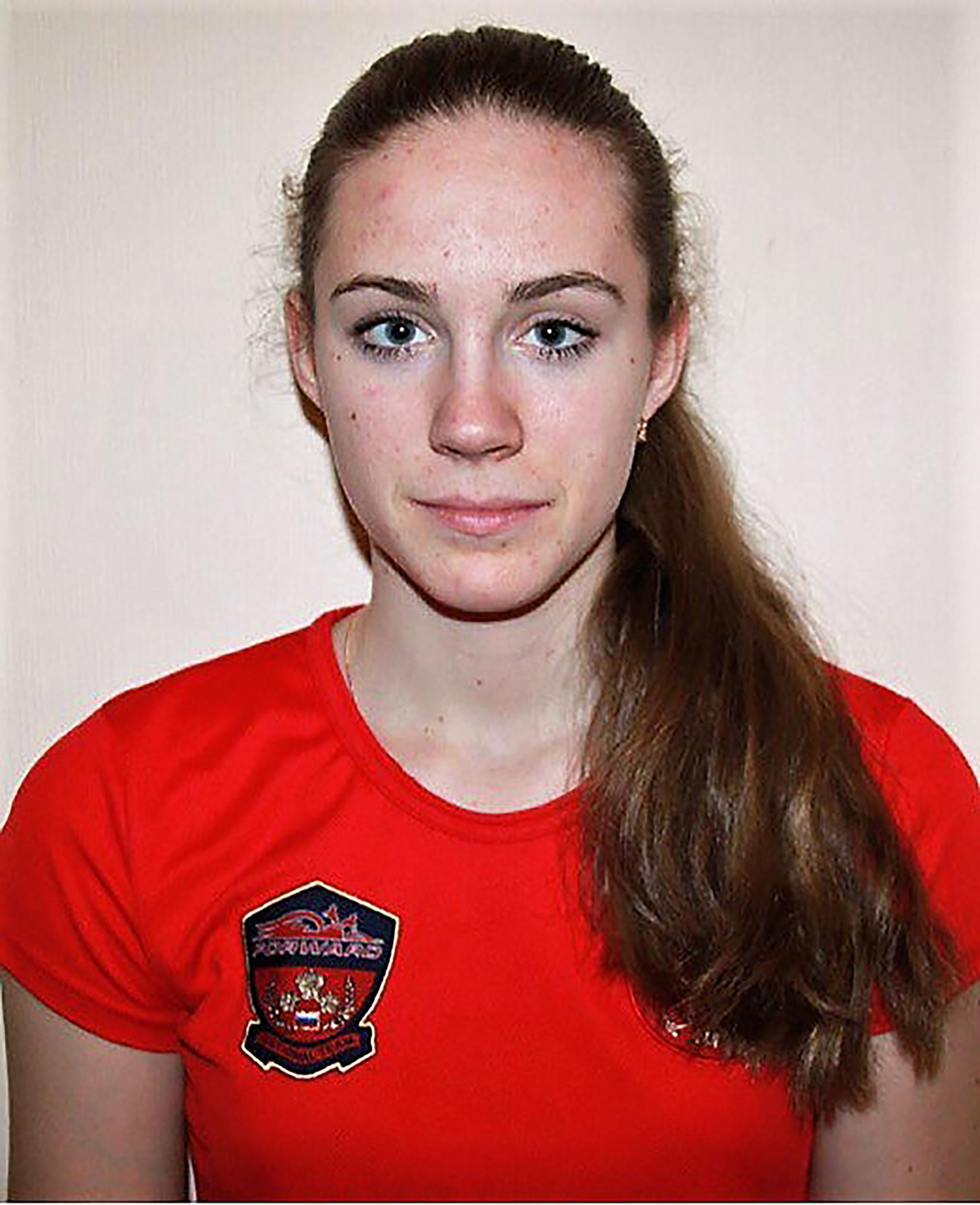 Polina Shemanova