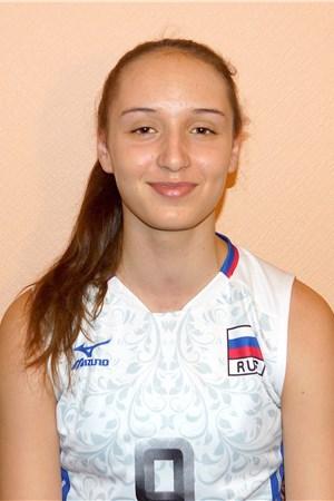 Valeriya Shevchuk