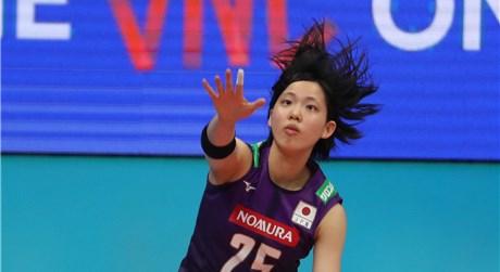 Resultado de imagem para nanami seki volleyball