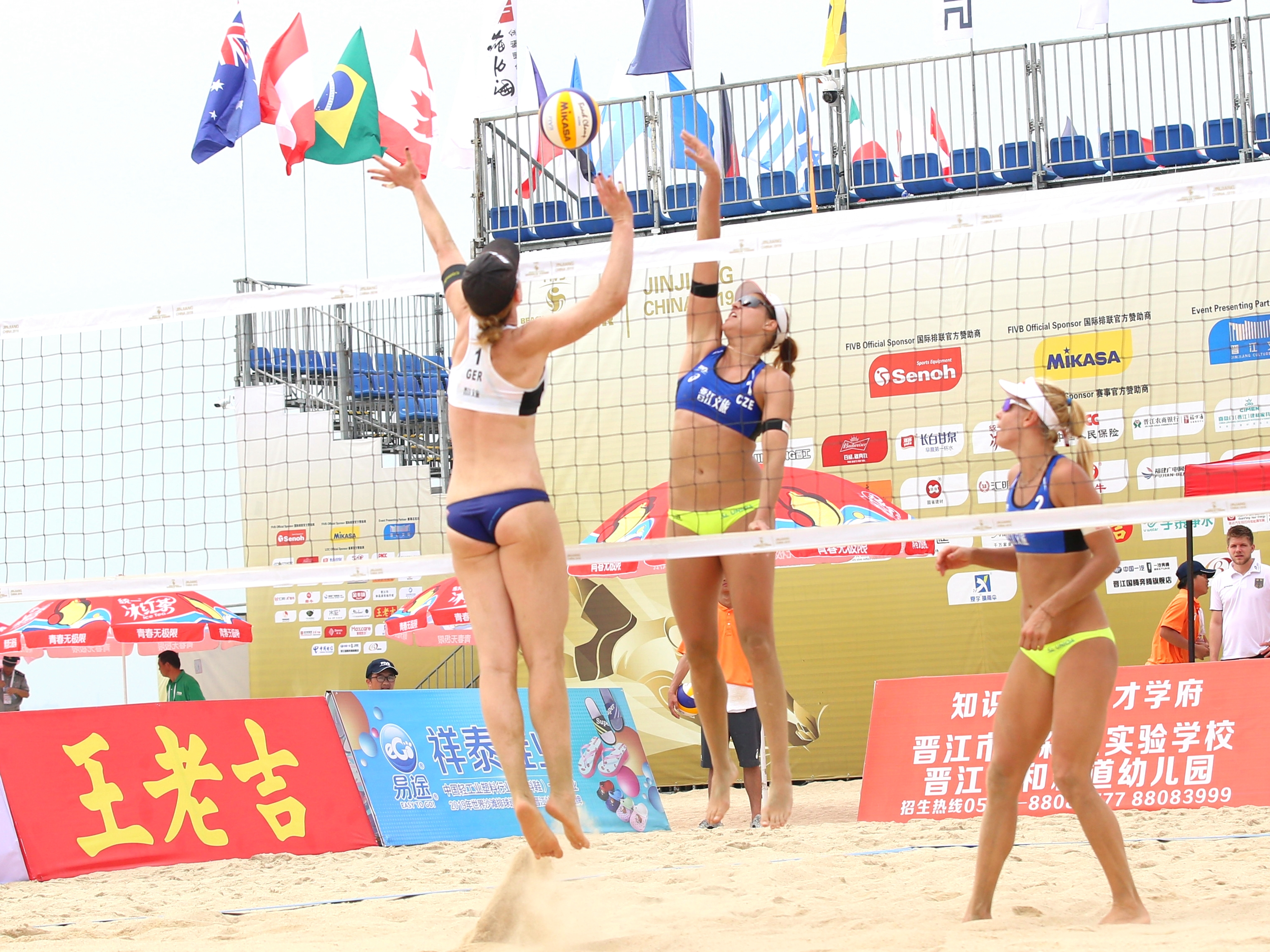 News - Home World Championships on Borger and Sude's Bucket List