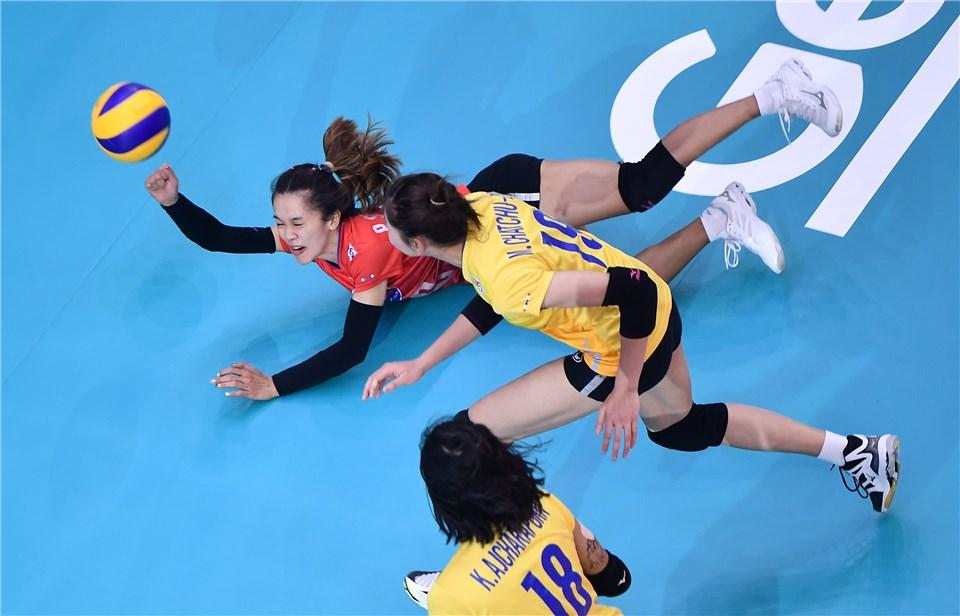 ดูย้อนหลังวอลเลย์บอลไทย-ตุรกี