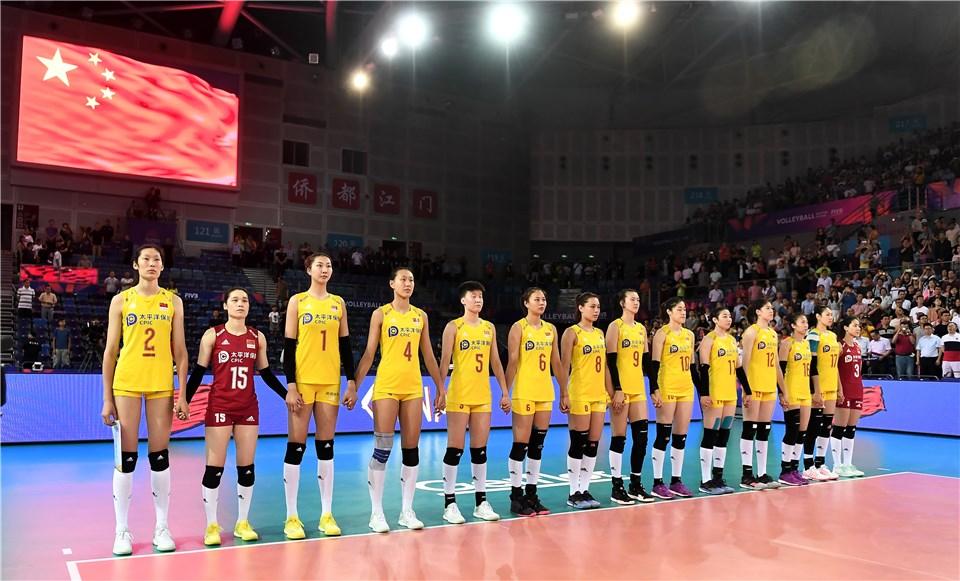 เปิดสถิติวอลเลย์บอลจีน-ตุรกี ก่อนเกมรอบสุดท้าย 'เนชั่นส์ ลีก 2019' | News by The Thaiger