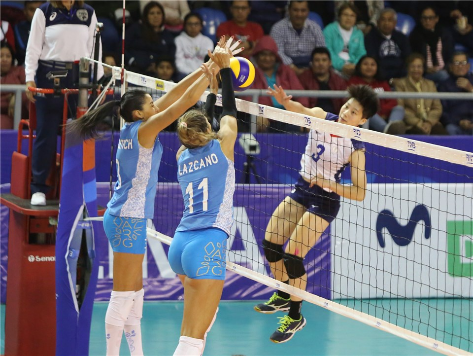 27 มิ.ย. รายงานผลแข่งขัน Volleyball Women's Challenger Cup | News by The Thaiger