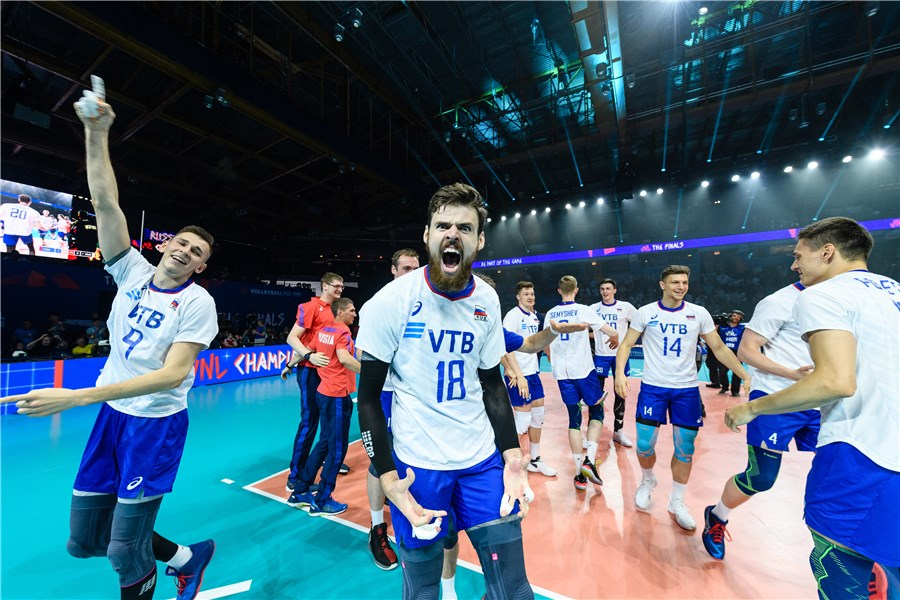 FIVB Women's Volleyball Nations League 2019 Finals - FIVB Volleyball