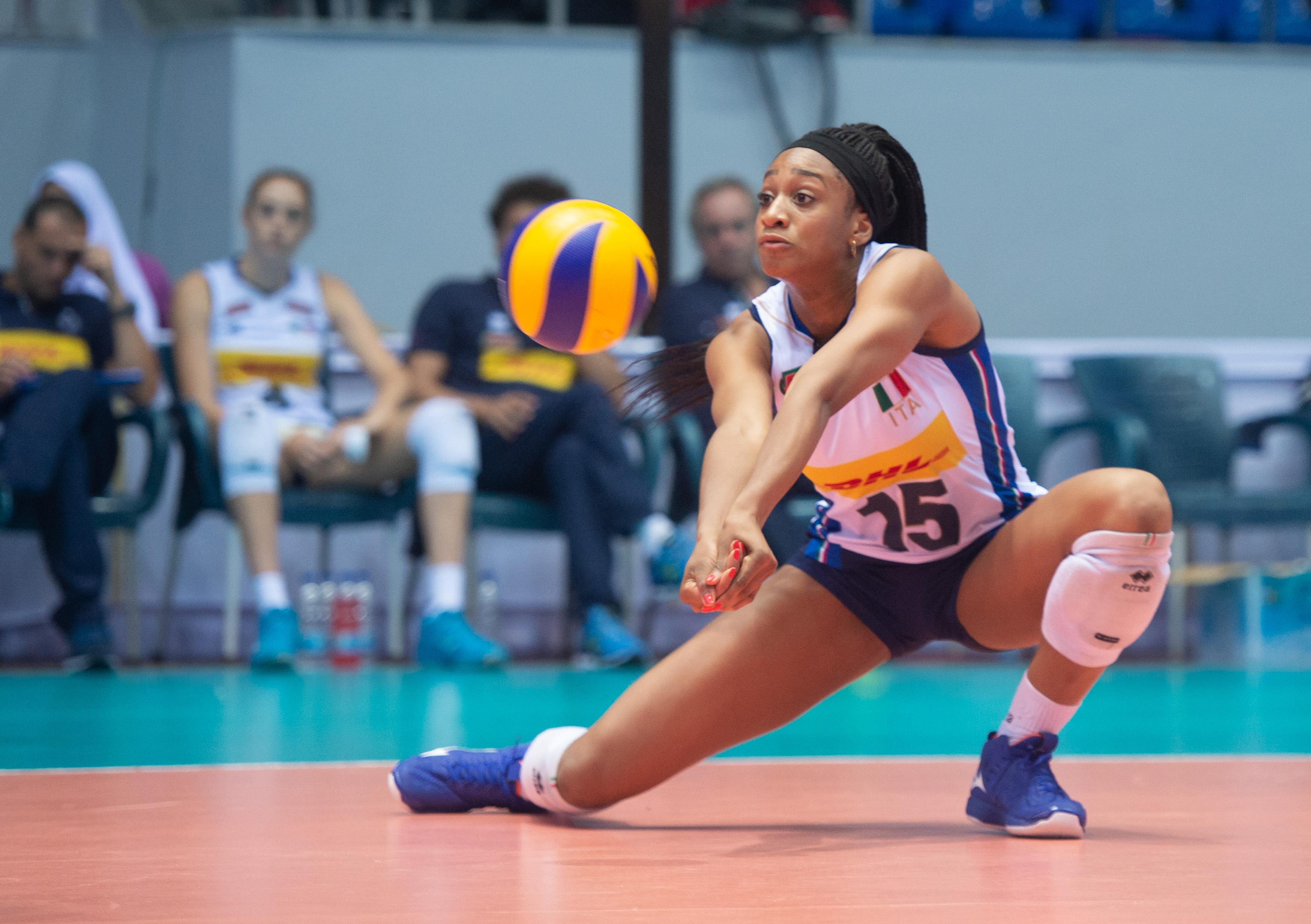 Match - Italy-Mexico - FIVB Volleyball Girls' U18 World ...