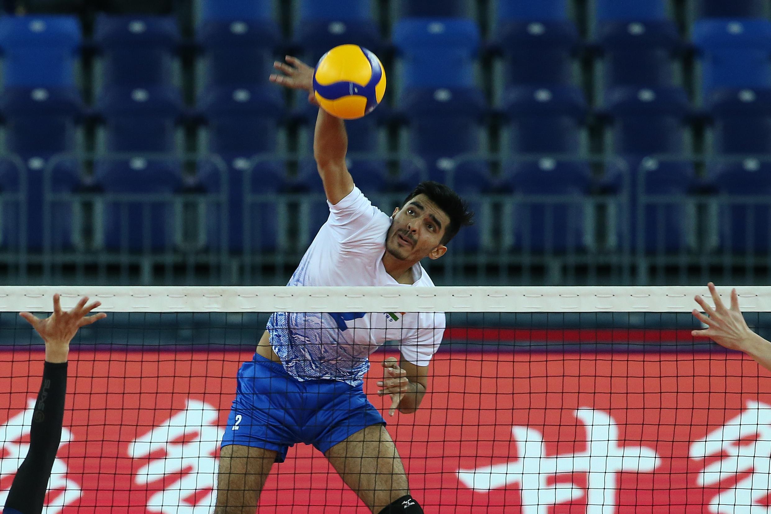 Amit Gulia | Famous volleyball players of India | KreedOn