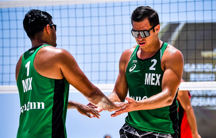 News Top Mexican Teams Together For Olympic Dream J T Banka Ostrava Beach Open 2021
